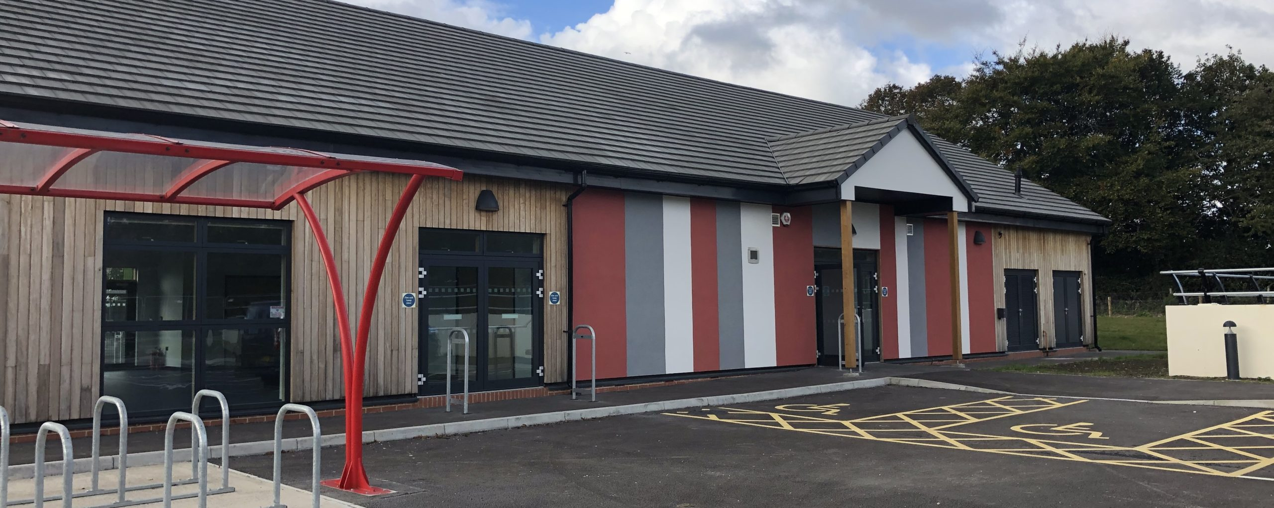 All three Great Western Park community centres now open