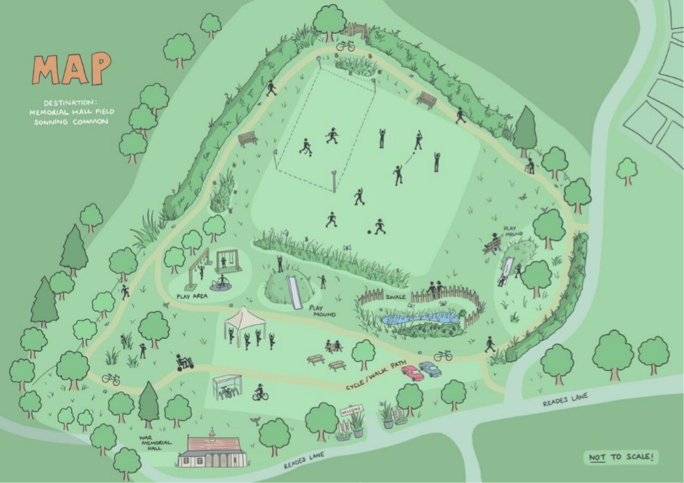 South Oxfordshire will provide over £607,000 towards community facilities in Thame and Sonning Common