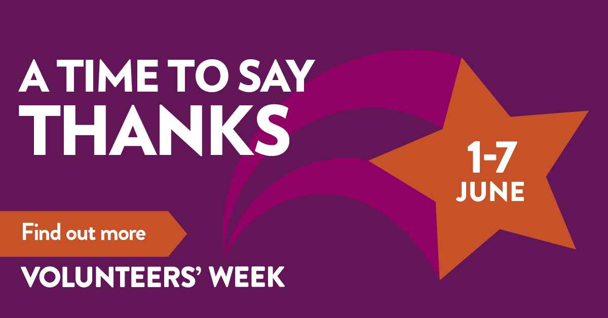 """We'd like to say a big """"thank you"""" to all the volunteers across southern Oxfordshire"""