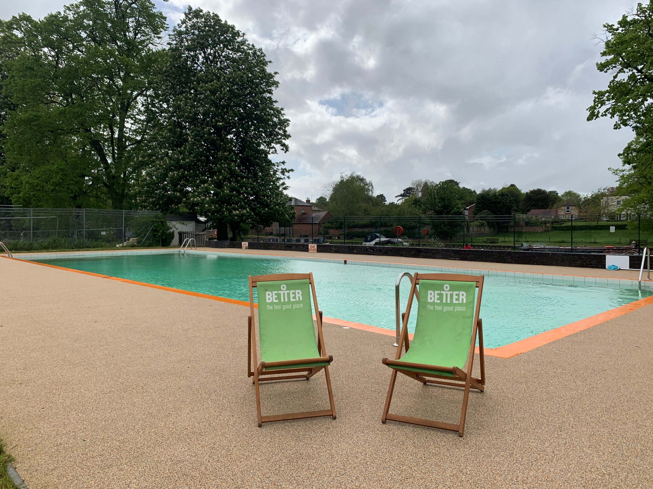 Riverside outdoor pool and campsite to reopen for the summer season