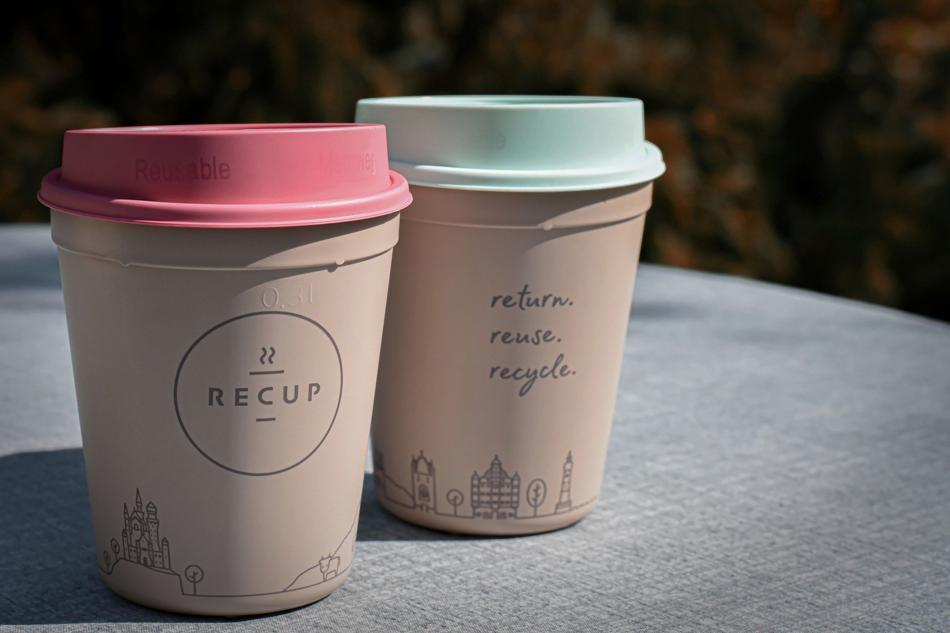 Reducing your waste & increasing your reuse